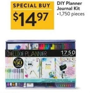 DIY Planner Journal Kit