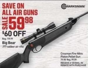 All Air Guns