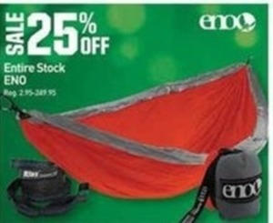 Entire Stock ENO