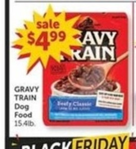 Gravy Train Dog Food 15.4lb