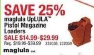 maglula UpLULA Pistol Magazine Loaders