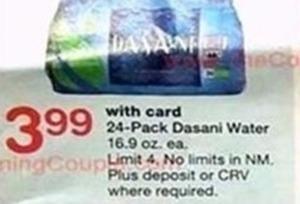 Dasani Water 24-Pack