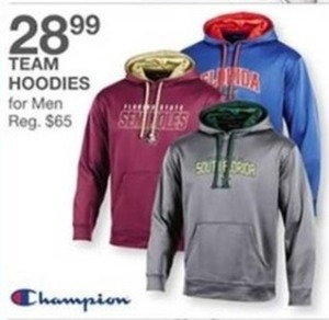 Champion Team Hoodies