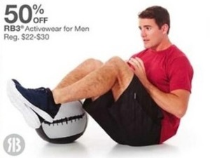 RB3 Activewear for Men
