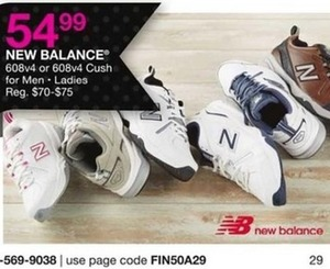 New Balance 608v4 Men or Ladies Shoes