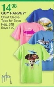 Kid's Guy Harvey T-Shirts