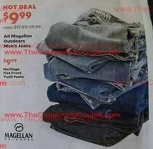 Men's Magellan Outdoors Jeans