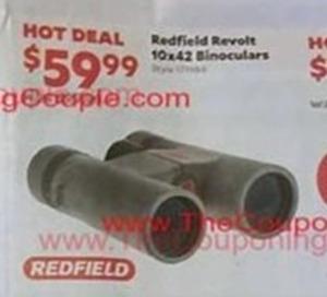 Redfield Revolt 10x42 Binoculars