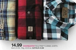 Realtree Flannel Shirts