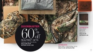 Realtree Gifts