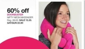 Nifty Neck Massager
