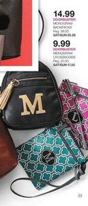 Monogram Backpacks
