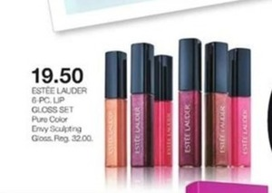 Estee Lauder 6-Pc Lip Gloss Set