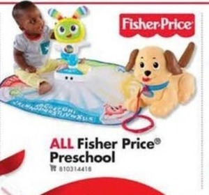 All Fisher Price Preschool Toys