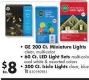 Assorted Lights