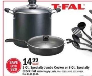 5-Qt. Specialty Jumbo Cooker