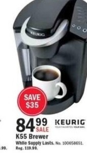 Keurig K55 Brewer