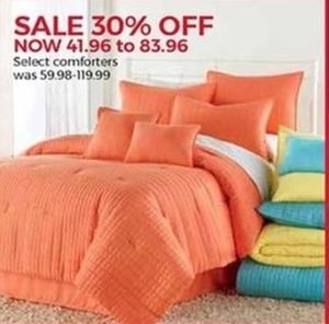 Select Comforters