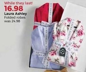Laura Ashley Folded Robes