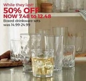 Boxed Drinkware Sets