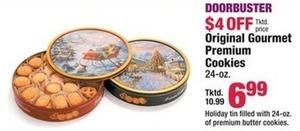 Original Gourmet Premium Cookies