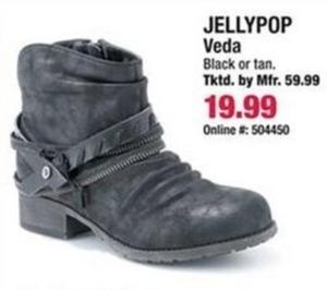 Jellypop Veda Bootie