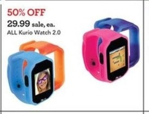 Kurio Watch 2.0+ The Ultimate Smartwatch Built for Kids - Blue All Kurio Watch 2.0