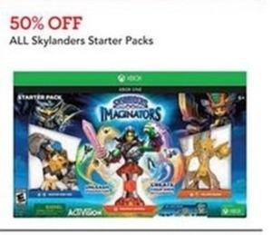 All Skylanders Starter Packs Muaginators
