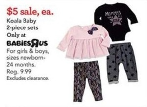 Koala Baby 2-Piece sets for Girls