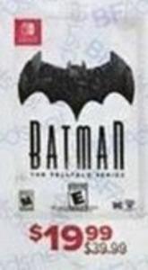 Batman (Nintendo Switch)