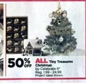 Tiny Treasures Christmas