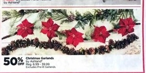 Ashland Christmas Garlands