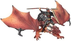 Schleich Dragon Rider Toy