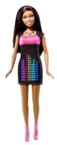 Barbie Digital Dress African-American Doll
