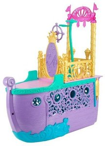 Disney Princess Ariel's Royal Ship Playset