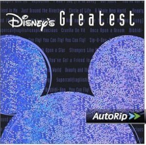 Disney's Greatest 1 (CD)