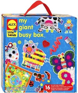 ALEX Toys Early Learning My Giant Busy Box