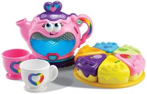 Leap Frog Musical Rainbow Tea Party Role Play