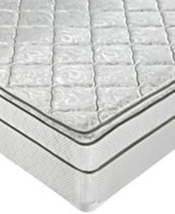 Macybed Select Plush Pillowtop Mattress - Twin