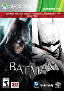 Batman Arkham Bundle (Xbox 360)