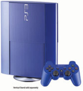 Azurite Blue PlayStation 3 System