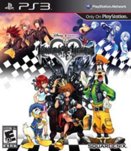 Kingdom Hearts HD (PS3)