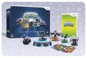 Skylanders SWAP Force Dark Edition Starter Pack (Wii)