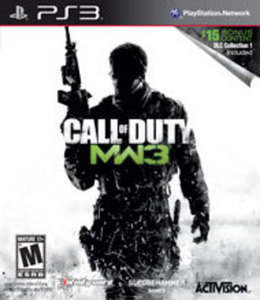 Pre-Owned Call of Duty Modern Warfare 3 (PS3)