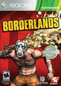 Pre-Owned Borderlands (Xbox 360)