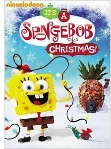 It's A SpongeBob Christmas DVD