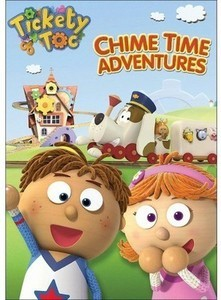 Tickety Tock: Chime Time Adventures DVD