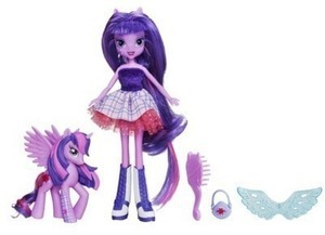 My Little Pony Equestria Girls Twilight Sparkle Doll After Coupon