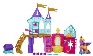My Little Pony 28PC Crystal Palace Play Set