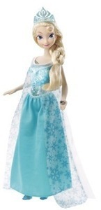 Frozen Princess Dolls After Coupon